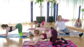 BFFs – Victoria Gracen, Alex Blake, Maddie Winters Yoga Perv
