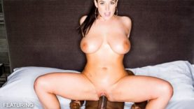 BlackedRaw – Angela White Can't Wait For That BBC