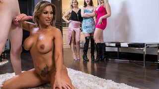 Milfs Grab Back Aubrey Black